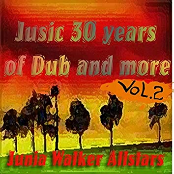 Jusic: 30 Years of Dub and More, Vol. 2