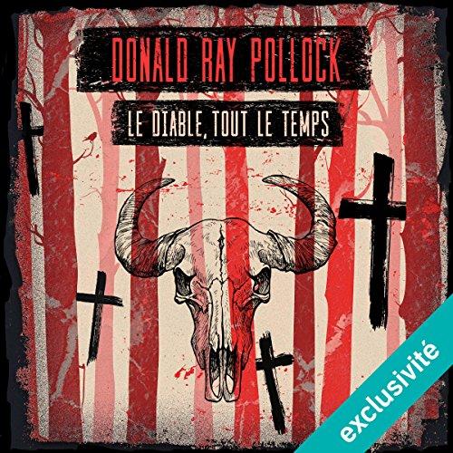 Le diable, tout le temps audiobook cover art