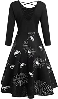Best halloween long sleeve bat wings bodycon dress Reviews