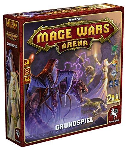 Pegasus Spiele 52070G - Mage Wars Arena Grundspiel