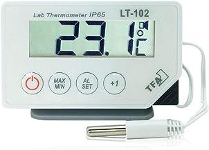 TFA Termómetro Digital con sonda Conforme EN13485,