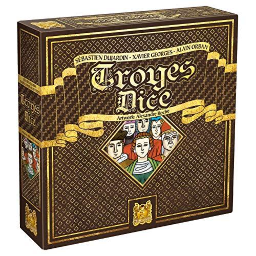 Pearl Games Troyes Würfelspiel