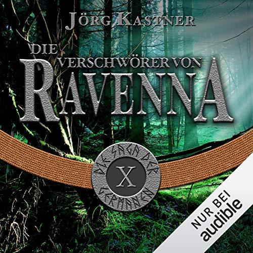 Couverture de Die Verschwörer von Ravenna