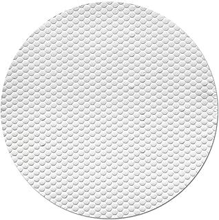 Enjovdery Capa de piscina redonda – Capa de piscina com moldura de 4/5/6/8/3 metros de diâmetro, protetor de capa de pisci...