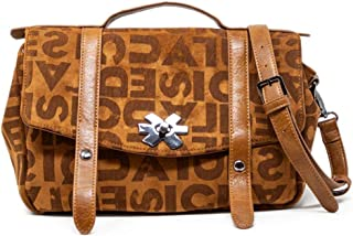 Luxury Fashion   Desigual Womens 19WAXA71BROWN Brown Shoulder Bag   Fall Winter 19