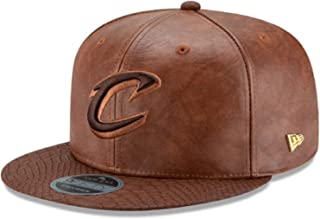 New Era Cleveland Cavaliers Brown Guarded Finish 9FIFTY Strapback
