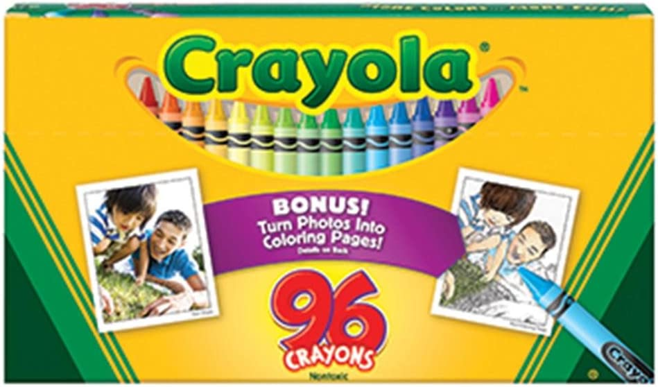 BIN520096 - Classic Crayons NEW before selling Pack Color Financial sales sale
