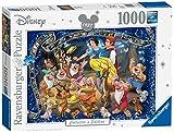 Disney-19674 6 Disney Blancanieves Puzzle 1000 piezas, Multicolor (Ravensburger 19674) , color/modelo surtido