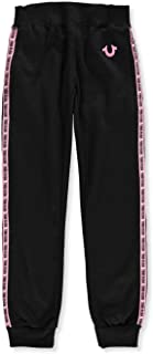 True Religion Girls' French Terry Sweatpant