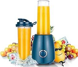 Portable Mini Electric Juicer Small Scale Fruit Juice Processor Extractor Blender Smoothie Maker,EU