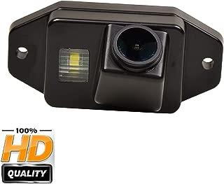 Reversing Camera Integrated in Number Plate Light License Rear View Backup Camera Waterproof Night Vision for Toyota Land Cruiser/Prado LC 90 120 150 / Prado/FJ Cruiser