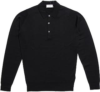 JOHN SMEDLEY ジョンスメドレー 長袖 ポロシャツ/BELPER ベルパー 30ゲージ メンズ [並行輸入品]