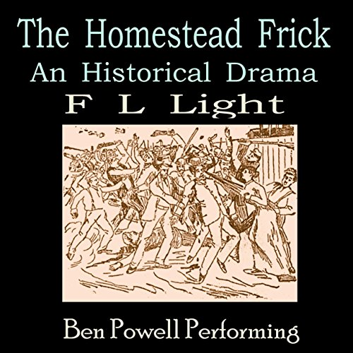 The Homestead Frick audiobook cover art