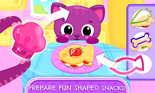 『Cute & Tiny Sandwiches - Quick Lunch For Baby Pets』の5枚目の画像