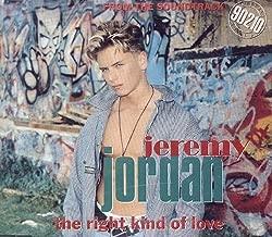 Right Kind of Love by Jeremy Jordan (1993-08-02)