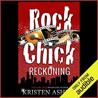 Rock Chick Reckoning audiobook cover art