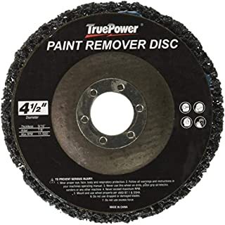 """4 Pack 4-1/2"""" x 7/8"""" Replacement Disc for Paint & Rust Remover, Stripper"""