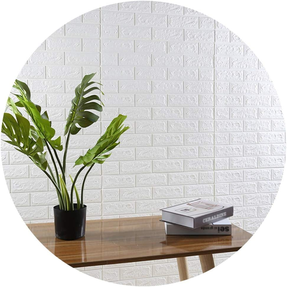 2021 new New arrival ZHANWEI 3D Wall Panels Self-Adhesive Pattern Wa Brick Background