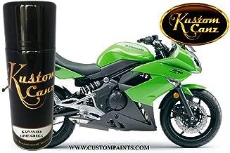 kawasaki motorcycle paint color codes