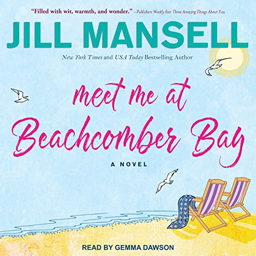 Meet Me at Beachcomber Bay audiobook cover art