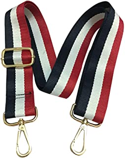 Seearay Crossbody Bag Strap Replacement Handbags Strap Purse Guitar Strap Adjustable Strap Shoulder Strap Length 55 inch