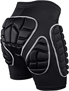 Protection Hip 3D Padded Protective Shorts