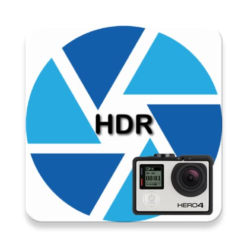 HDR for GoPro Hero 4 Cameras