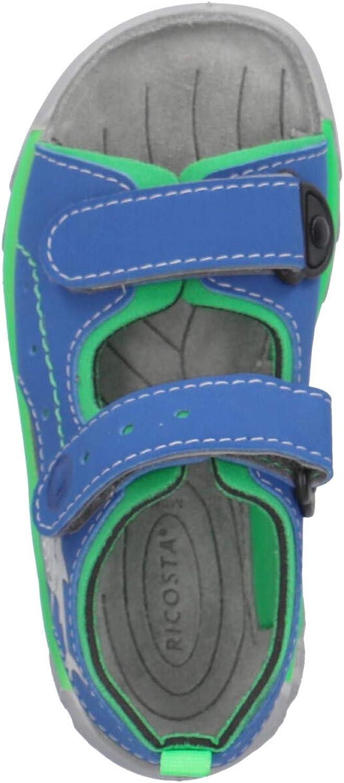 WMS ,waschbar RICOSTA Kinder Sandalen SURF Weite: Weit