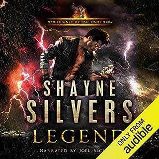 Legend: A Nate Temple Supernatural Thriller cover art