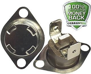 1NT08L-1672 L200F-MR Manual Reset 204°C / 400°F Fixed Temperature Thermostat