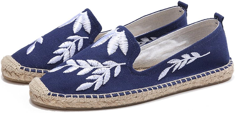 Super frist Exquisite Casual Women's shoes, Comfortable Breathable Flat shoes
