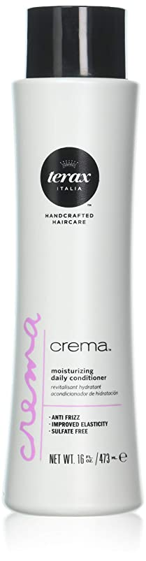年金受給者挽く個性Terax Original Crema Ultra Moisturizing Daily Conditioner ( For All Hair Types ) - 500Ml/16.9Oz by Terax