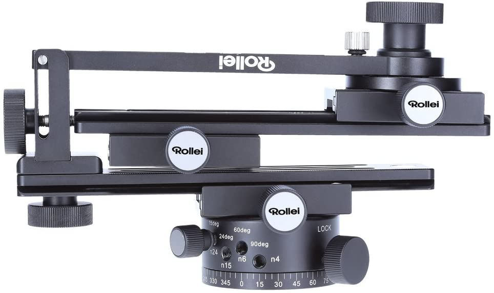 Rollei Panoramic Head 200 Mark II Multi for Tripod Max 50% OFF In a popularity - Pa Row