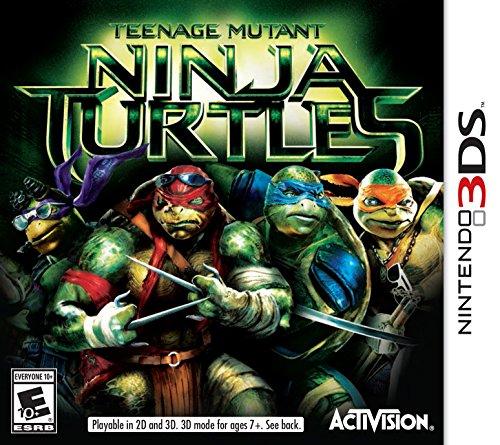Teenage Mutant Ninja Turtles – Nintendo 3DS