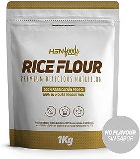 Harina de Arroz de HSN | Rice Flour | Energía Saludable 100