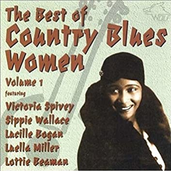 The Best of Country Blues Woman (Live)