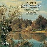 Louis Spohr: Klarinettenkonzerte 1 & 2/+