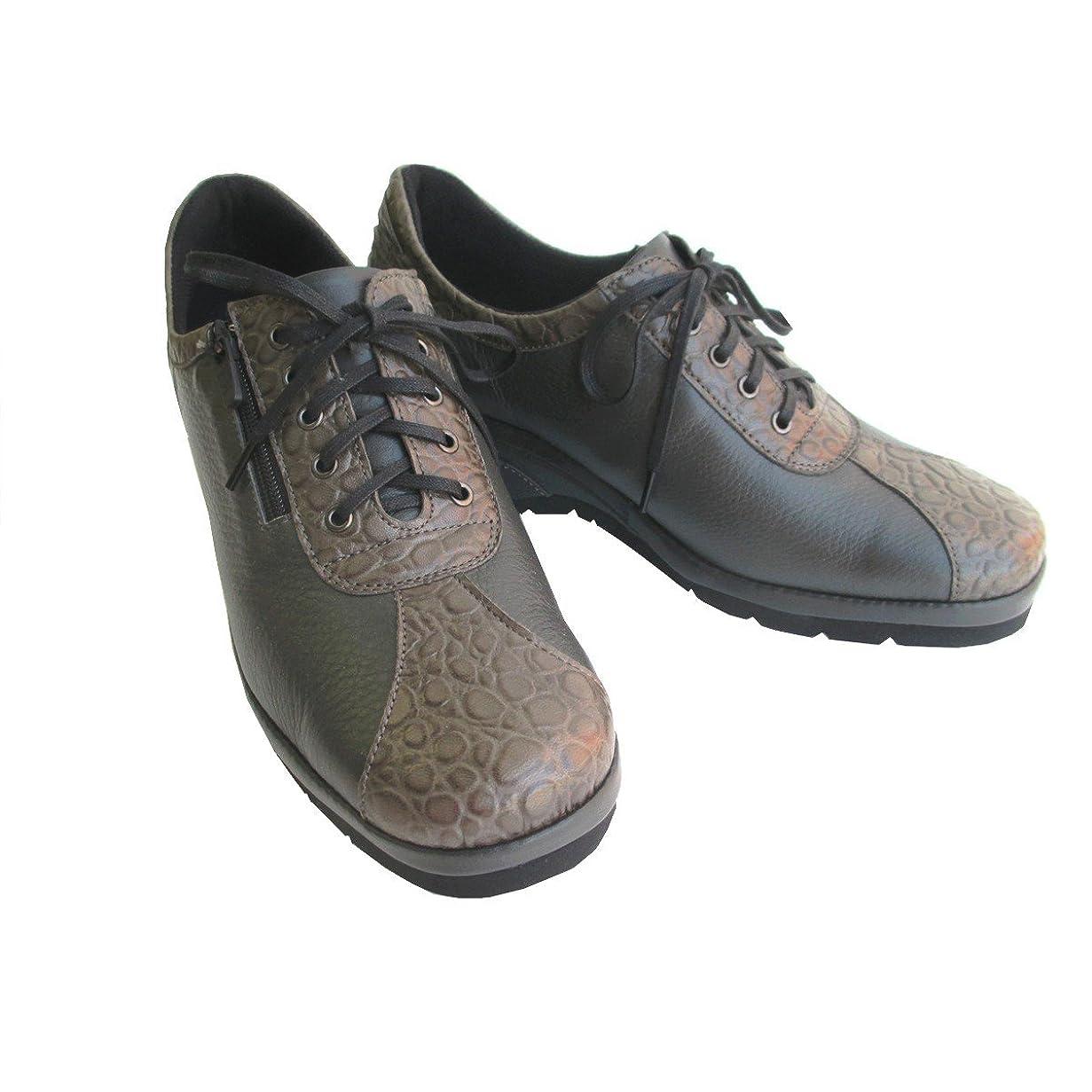 王位トムオードリース収穫[ビジェ ヴァノ] VIGE VANO 9771 レディース カーフスキン ソフト革 国産 通勤靴 仕事靴 外反母趾