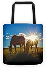 Sunrise Splendor Tote bag