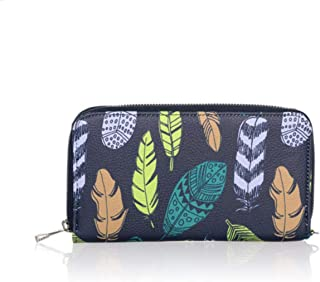 Thirty One All About The Benjamins- No Monogram - 9254 in Falling Feathers