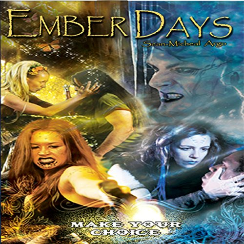 Ember Days audiobook cover art
