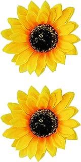 Sunflower Crown Hair Wreath Bridal Headpiece Festivals gift for girls (FJ7)