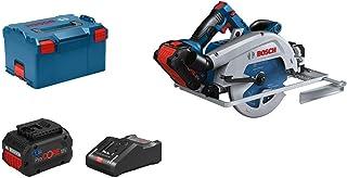 Bosch Professional 06016B5101 Sega Circolare a Batteria, 18 V, Blu