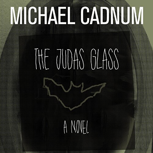 The Judas Glass audiobook cover art