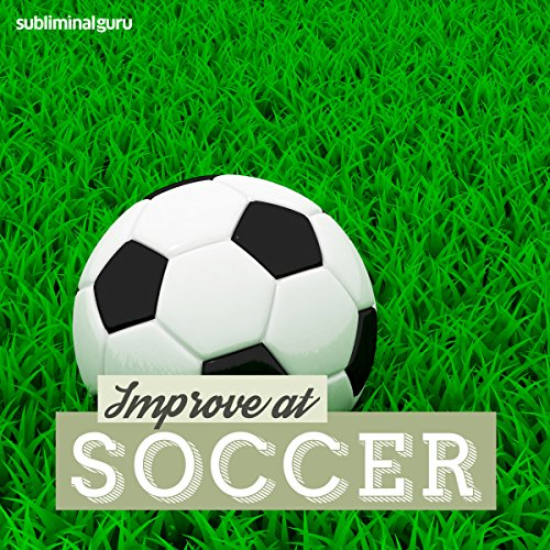 Improve at Soccer cover art