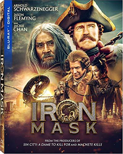 Iron Mask [Blu-ray + Digital]