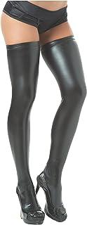 Letuwj Women's Lingerie Thigh-high Stocking Lycra Wet
