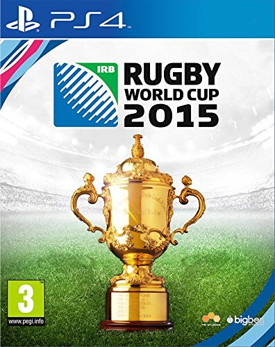 Rugby World Cup 2015 - Englische Version (PEGI)