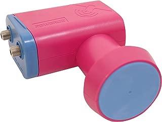 Sg Enterprises DTH LNB (Full Hd 1080P) for All DTH Pink Blue Color