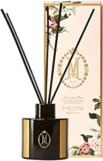 MOR Boutique Marshmallow Mini Reed Diffuser, 80 ml